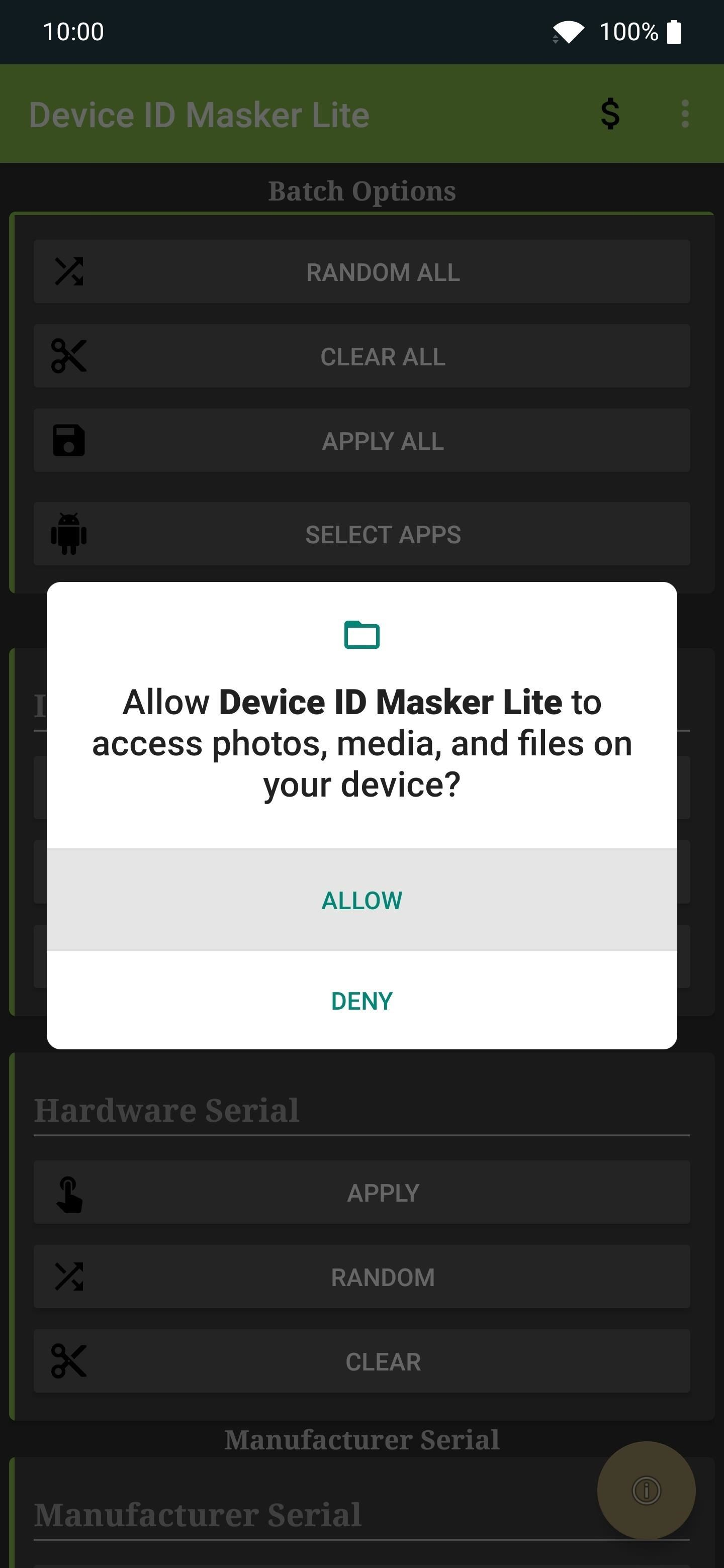 How to Keep Apps from Collecting Data About Your Phone by Spoofing Device ID Values