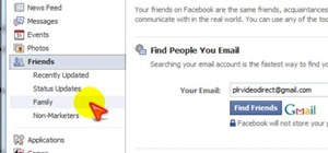 Create lists of Facebook friends and understand why