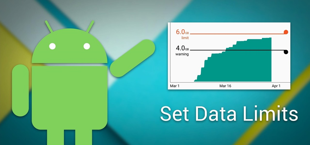 How to Prevent Going Over Your Monthly Data Limit