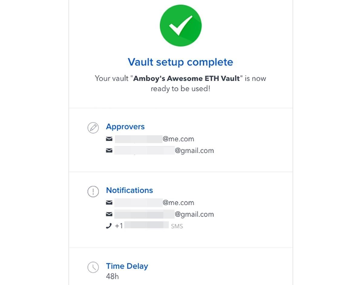 Coinbase 101: How to Transfer Your Bitcoins & Ethereum into a Vault for Safekeeping