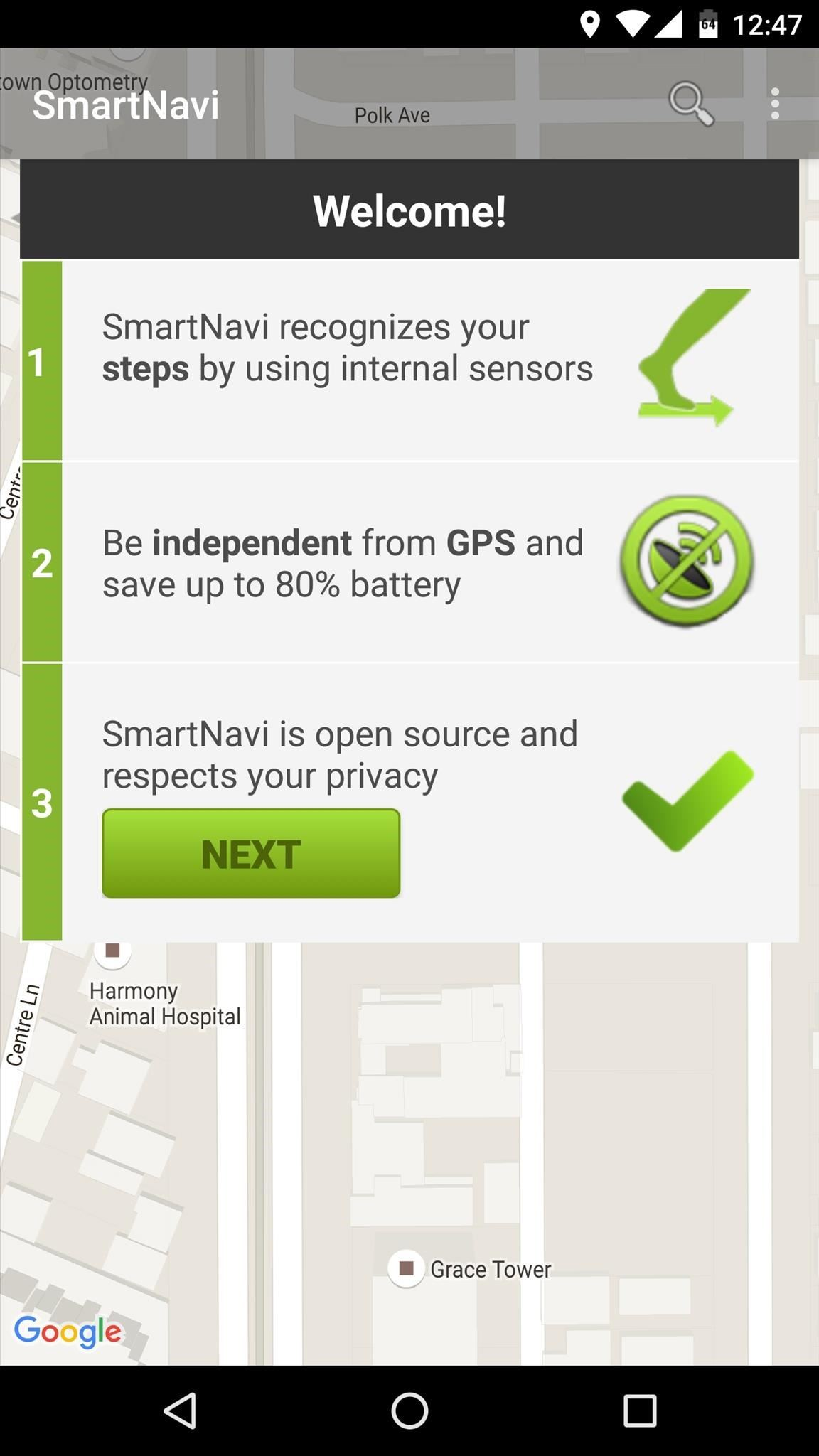 Save Battery by Navigating Your Walk Without GPS