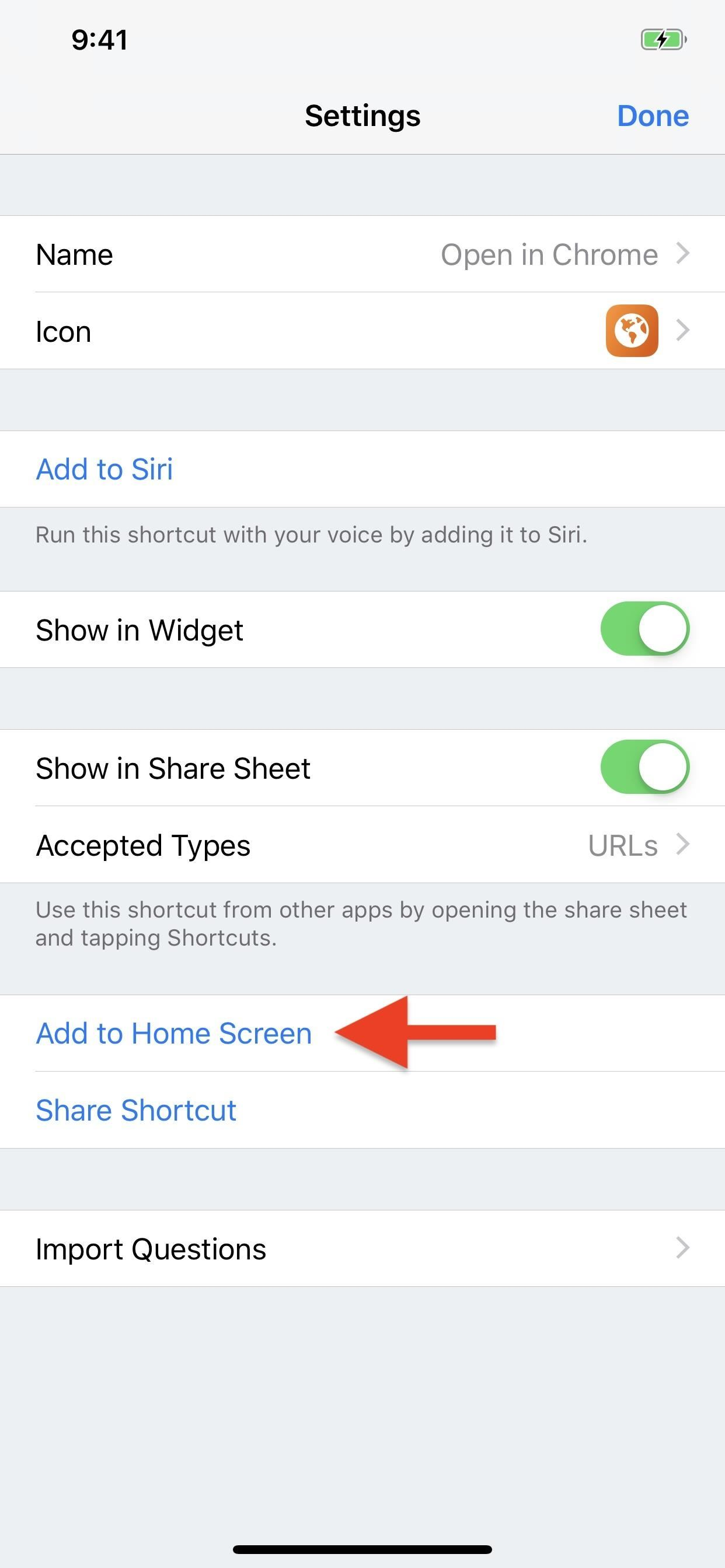 How to Open Links in Chrome Instead of Safari on Your iPhone Using the Shortcuts App