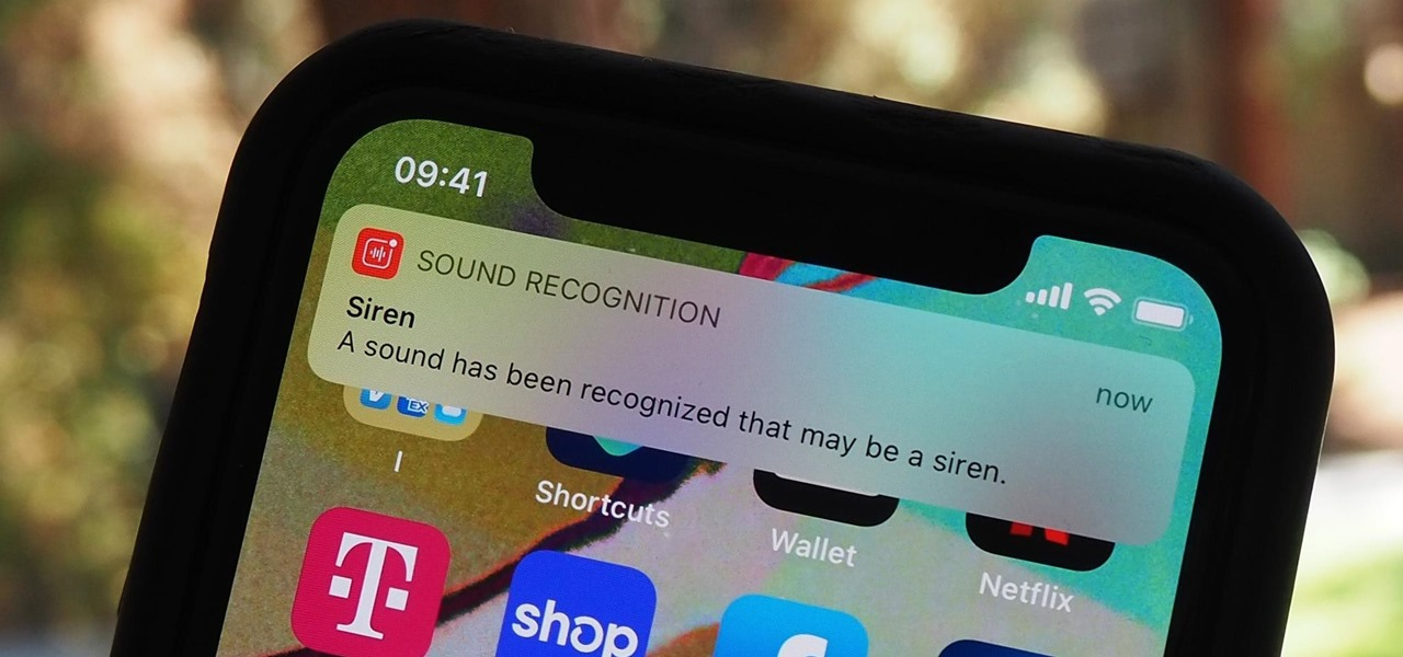 Your iPhone Can Detect & Alert You to Sounds Around You in iOS 14, Like Alarms, Knocking, Cats, Crying & More