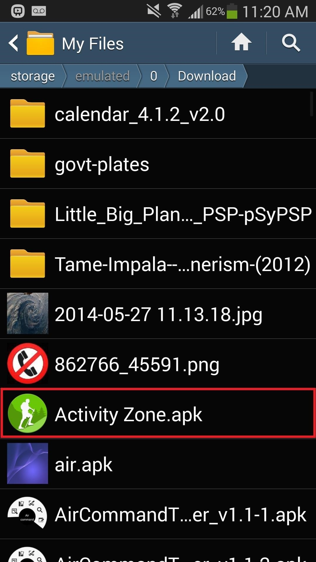 How to Get the Exclusive Activity Zone App from the Samsung Galaxy S5 Active on Your Note 3