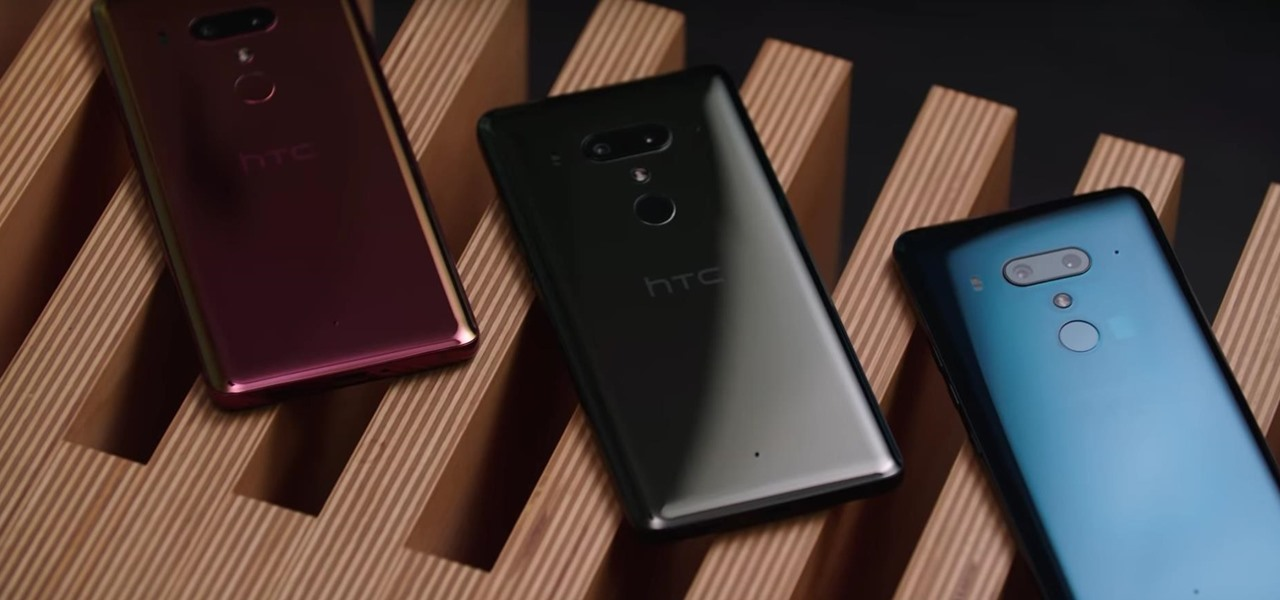 A Return to Glory? HTC Releases the U12+ with 4 Cameras, Edge-to-Edge Display & Edge Sense 2