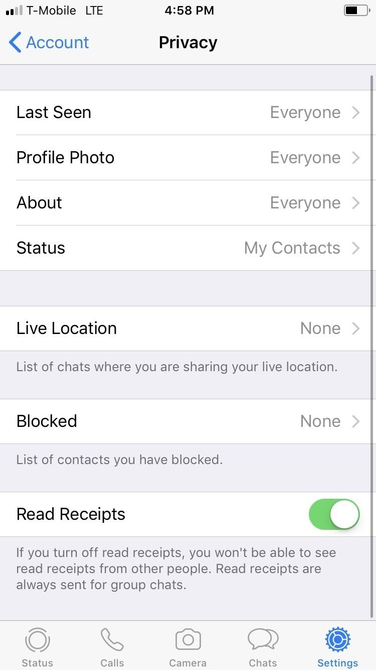 How to Read WhatsApp Messages Without Opening Them & Letting the Sender Know