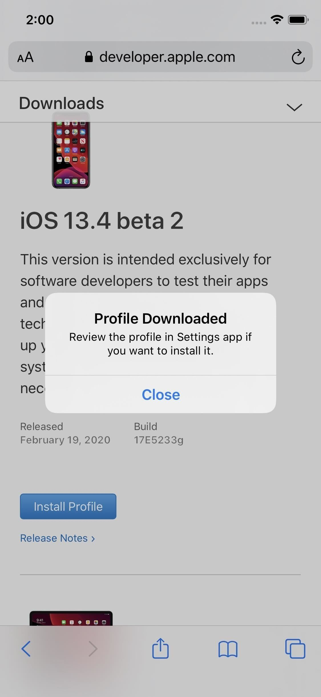 How to Download & Install iOS 13.4 Beta on Your iPhone Right Now