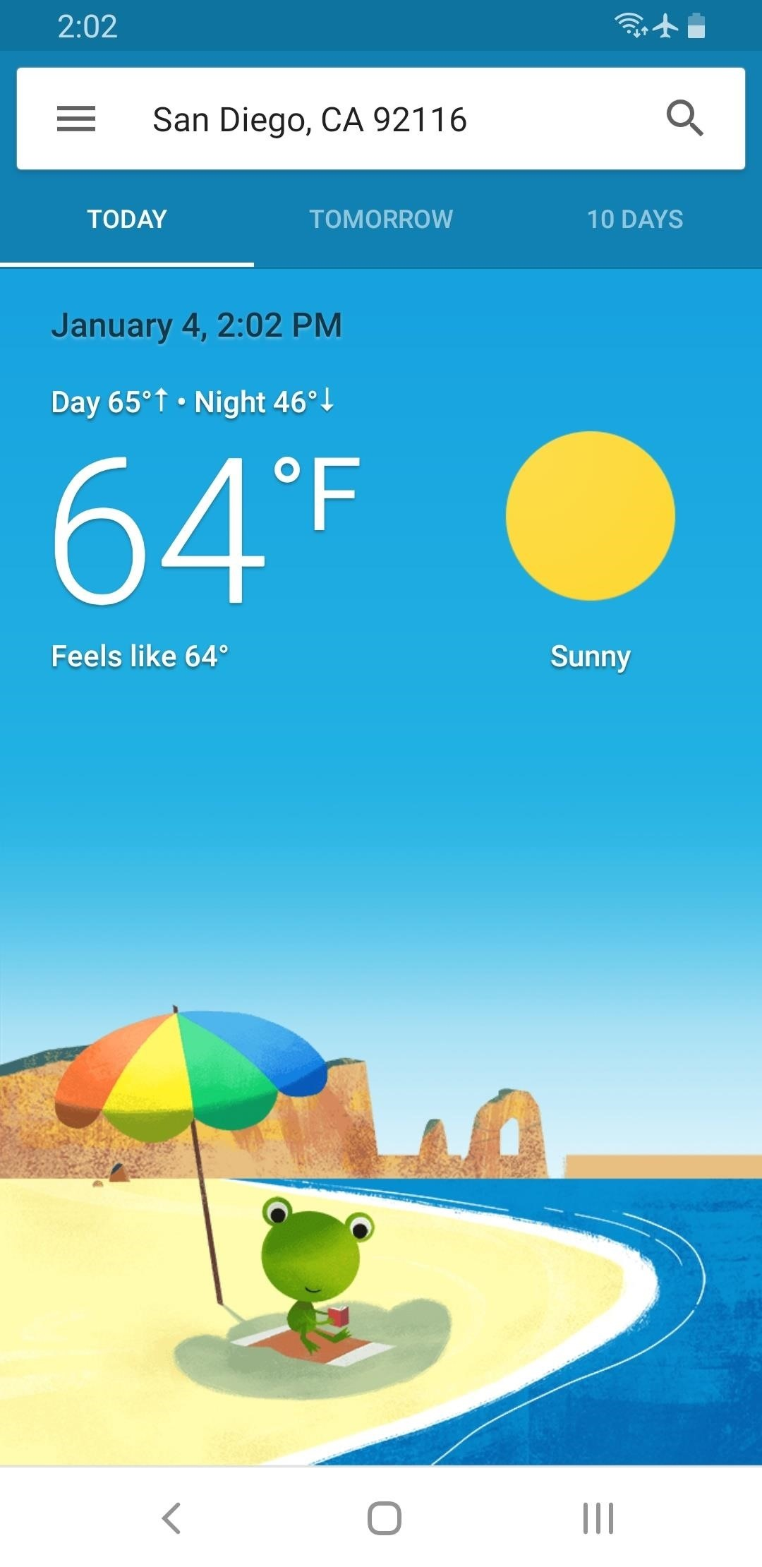 How to Get Google's Hidden Weather App on Your Home Screen « Android