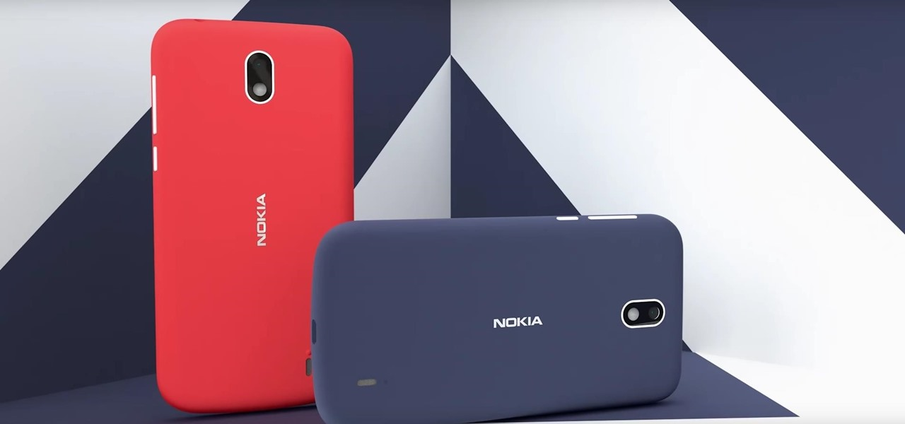 Everything You Should Know About the New Nokia 1