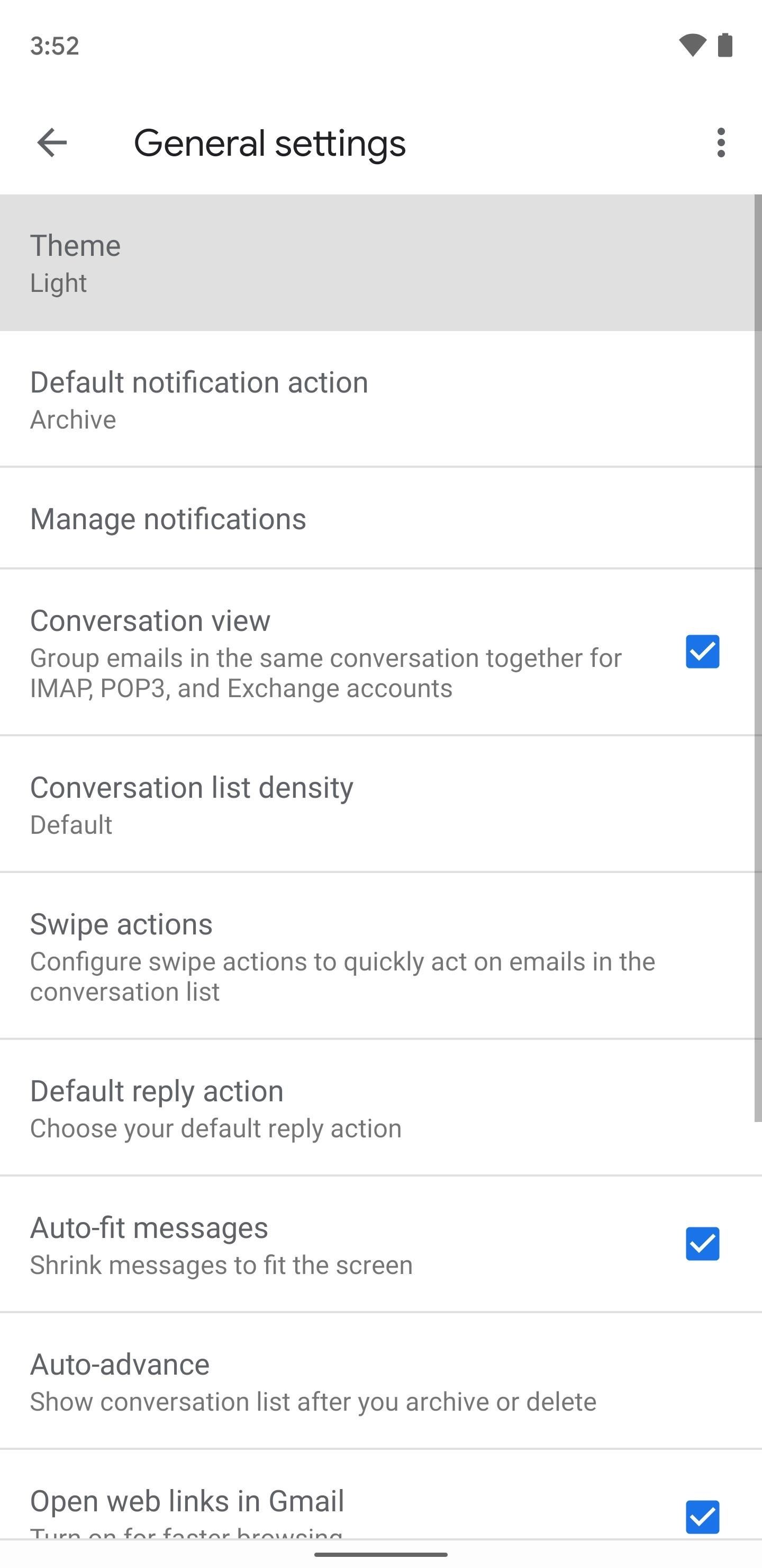 How to Force-Enable Dark Mode in Gmail for Android Right Now