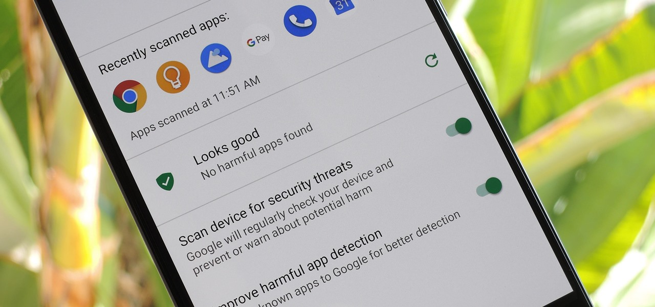 Google Security Report: If You Don't Want Malware, Update Android & Stop Sideloading