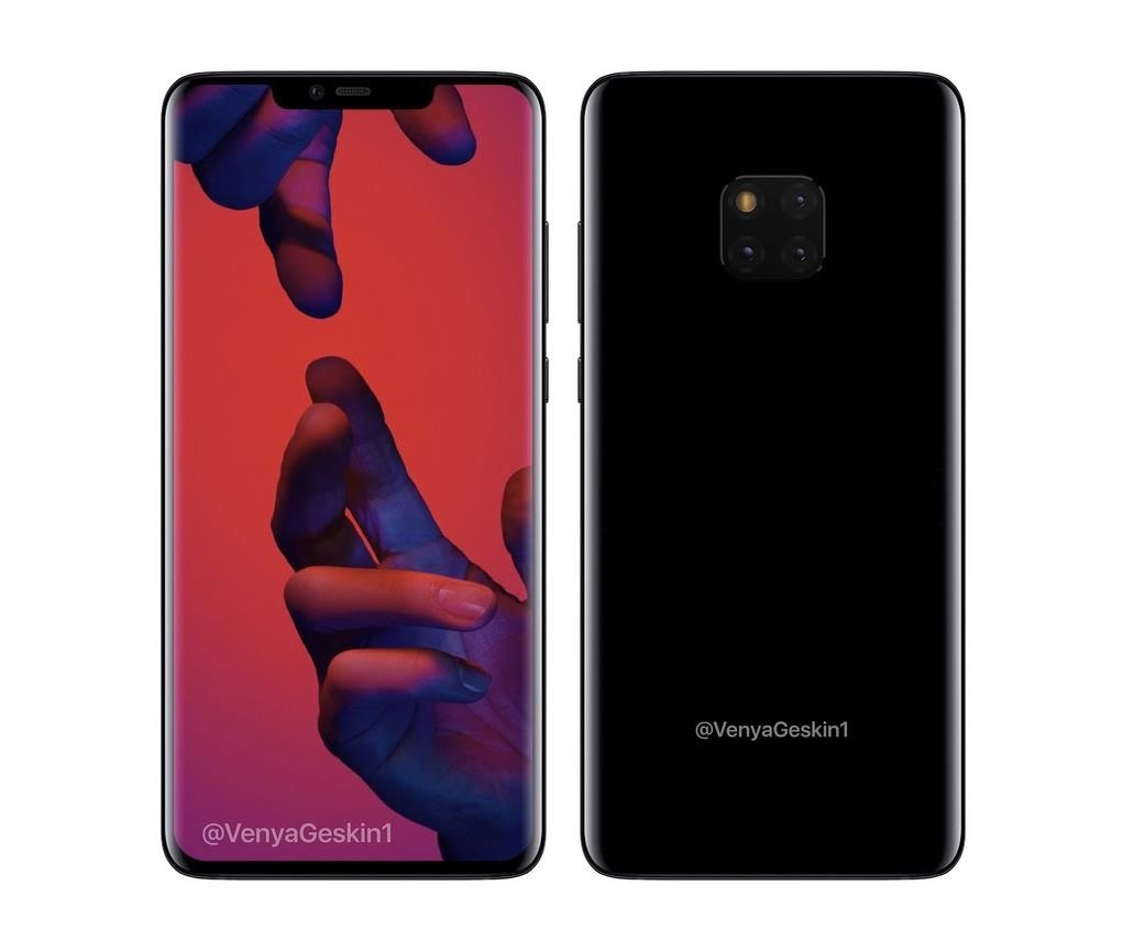Latest Huawei Mate 20 Rumors & Leaks — Face ID, Massive Battery & Wireless Charging
