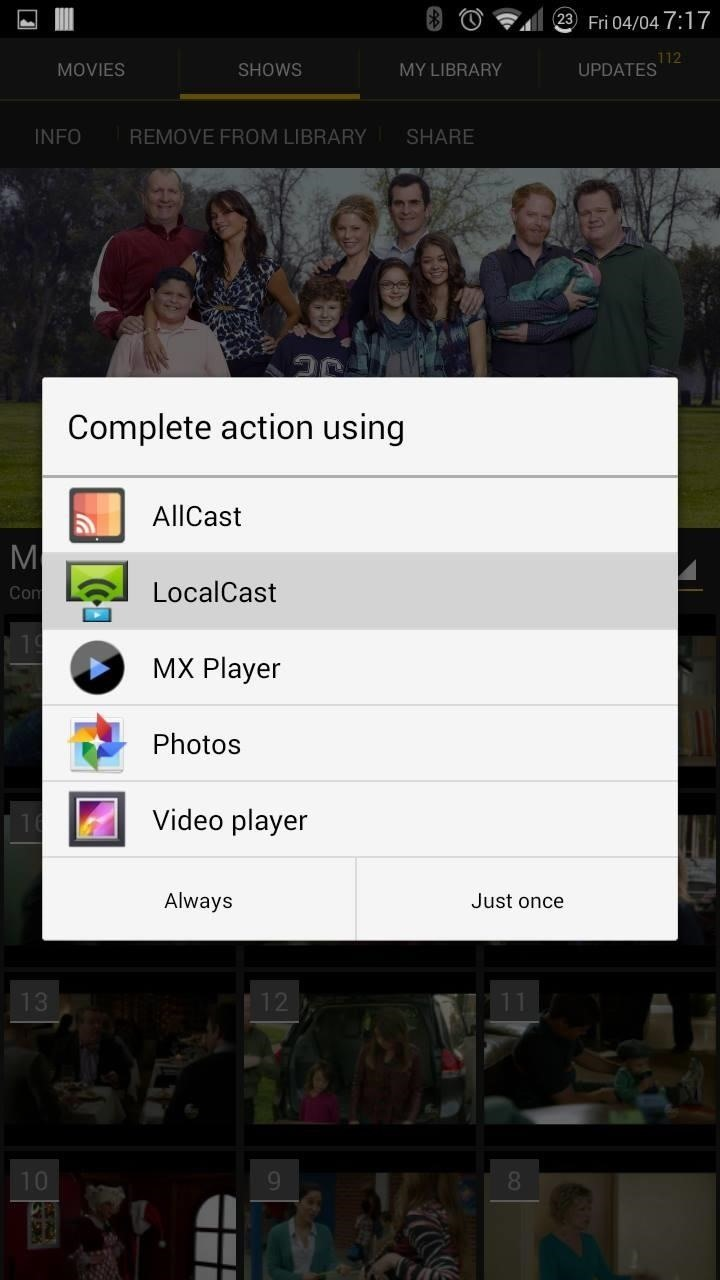How to Watch Any Movie or TV Show & Stream It with Chromecast
