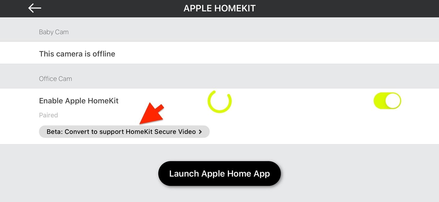 How to Enable HomeKit Secure Video on Your Logitech Circle 2 Cameras