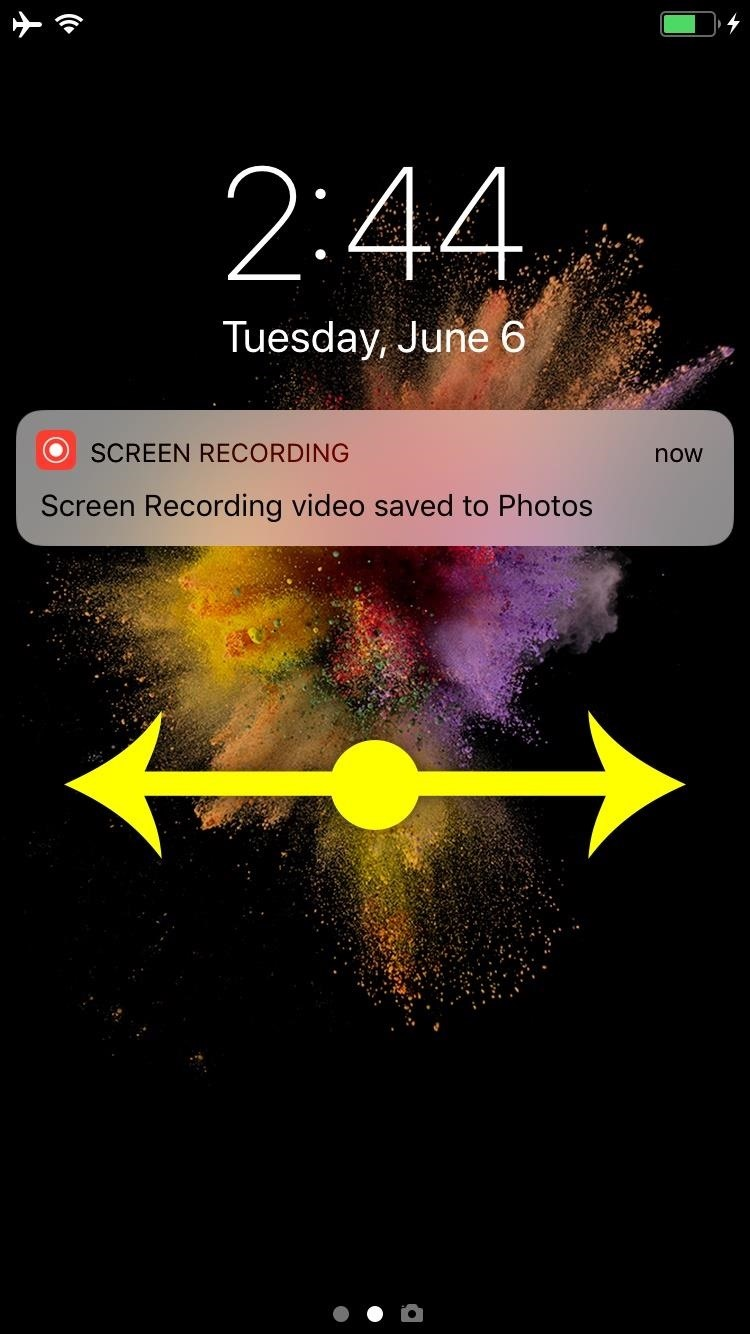 Get the Most Out of iOS 11's New Lock Screen-Style Notification Center