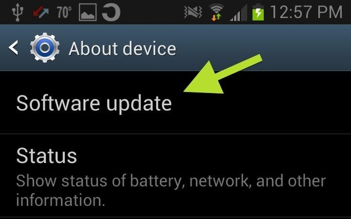 How to Update Your Samsung Galaxy S3 to the Newest Available Android OS