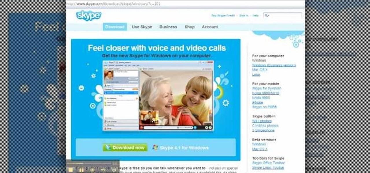 internet video calling