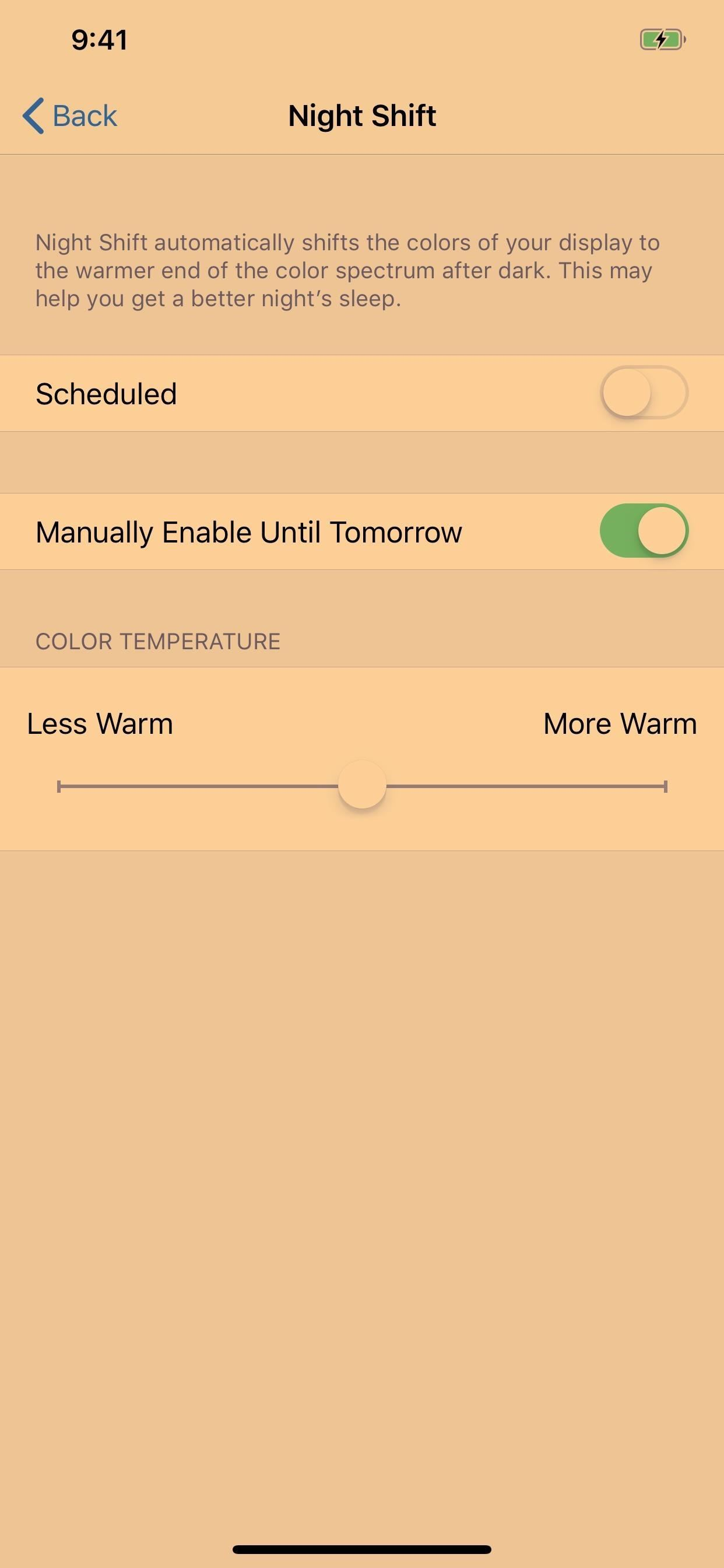 How to Enable 'Night Shift' Mode to Prevent Your iPhone from Keeping You Awake at Night