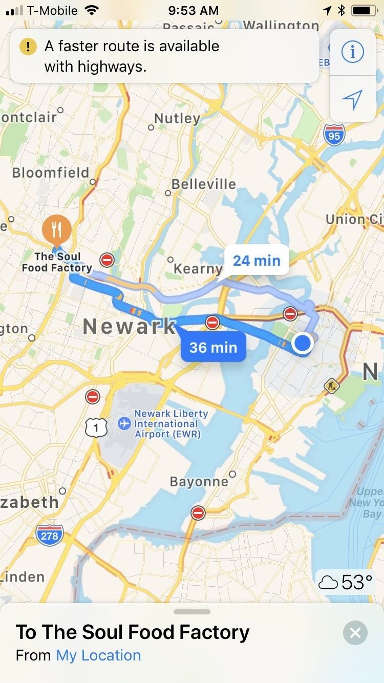 dont miss how to avoid toll routes in apple maps driving directions