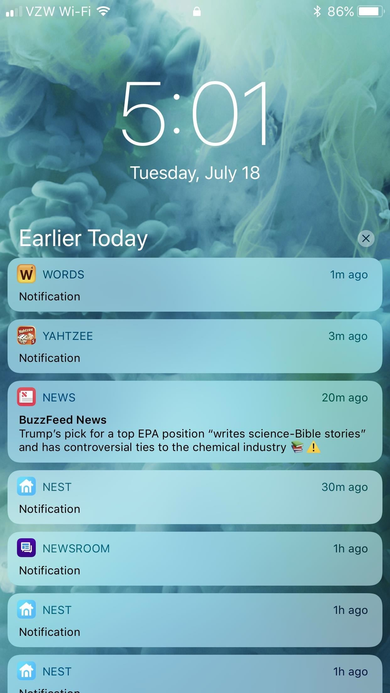 How to Disable Notification Previews for All Apps in iOS 11
