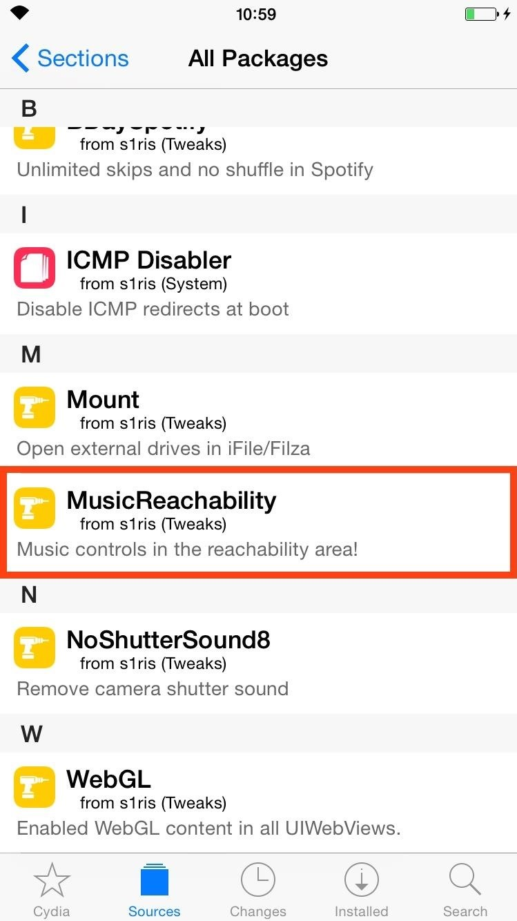 Use Reachability to Access Music Controls & Album Art on Your iPhone from Any Screen