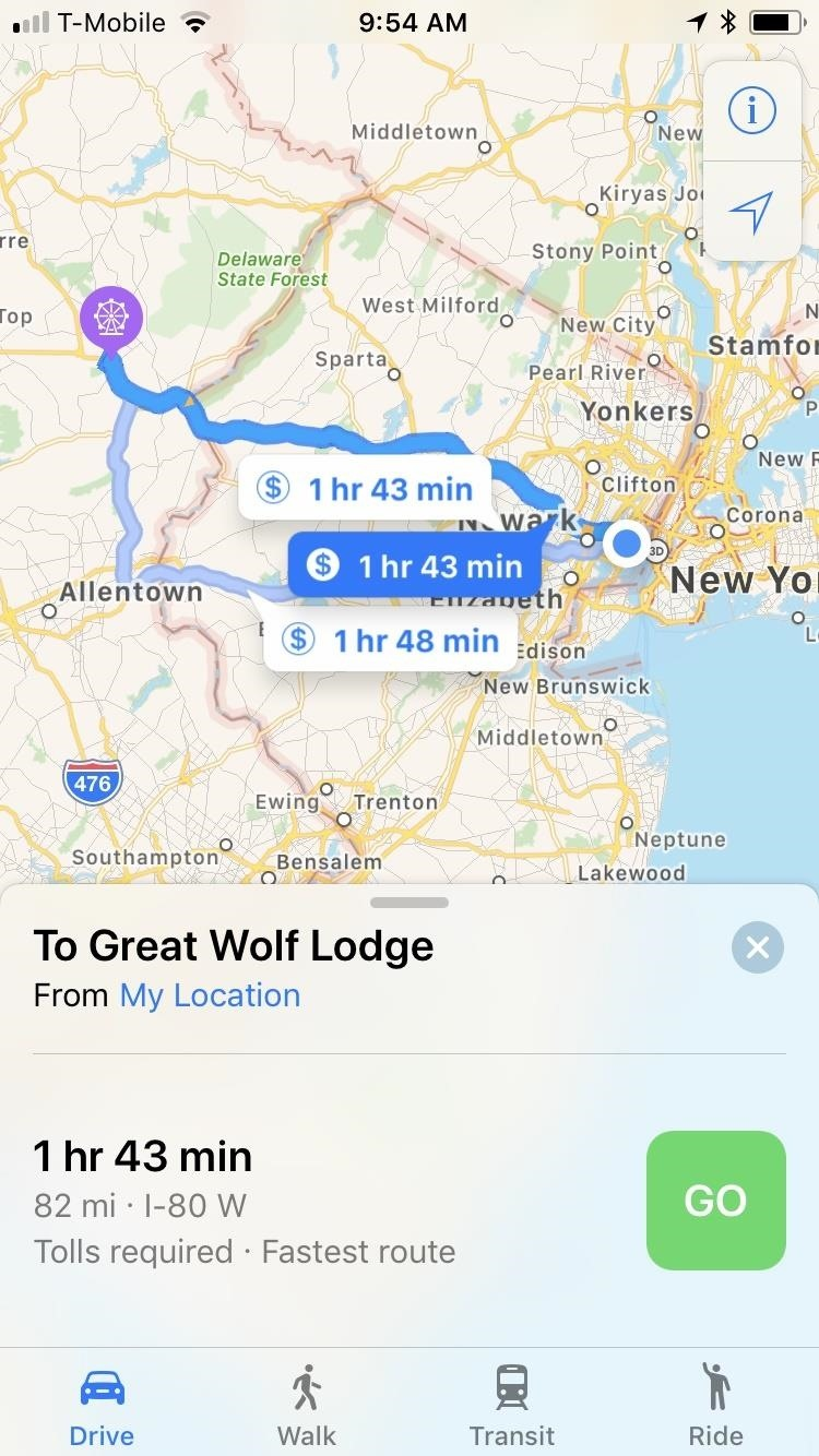 Apple Maps 101: How to Avoid Toll Routes During Driving ... on maps satellite view google, maps get directions, maps maps google, maps history google,