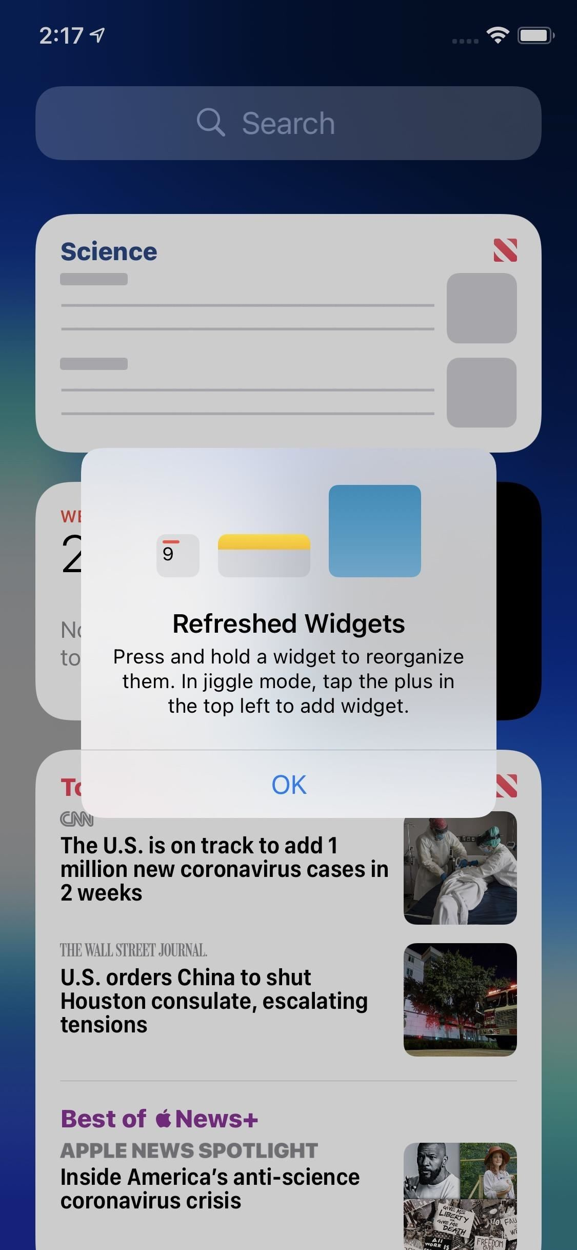 Apple's iOS 14 Public Beta 3 for iPhone Adds New Clock Widget, Refreshed Music Icon & More