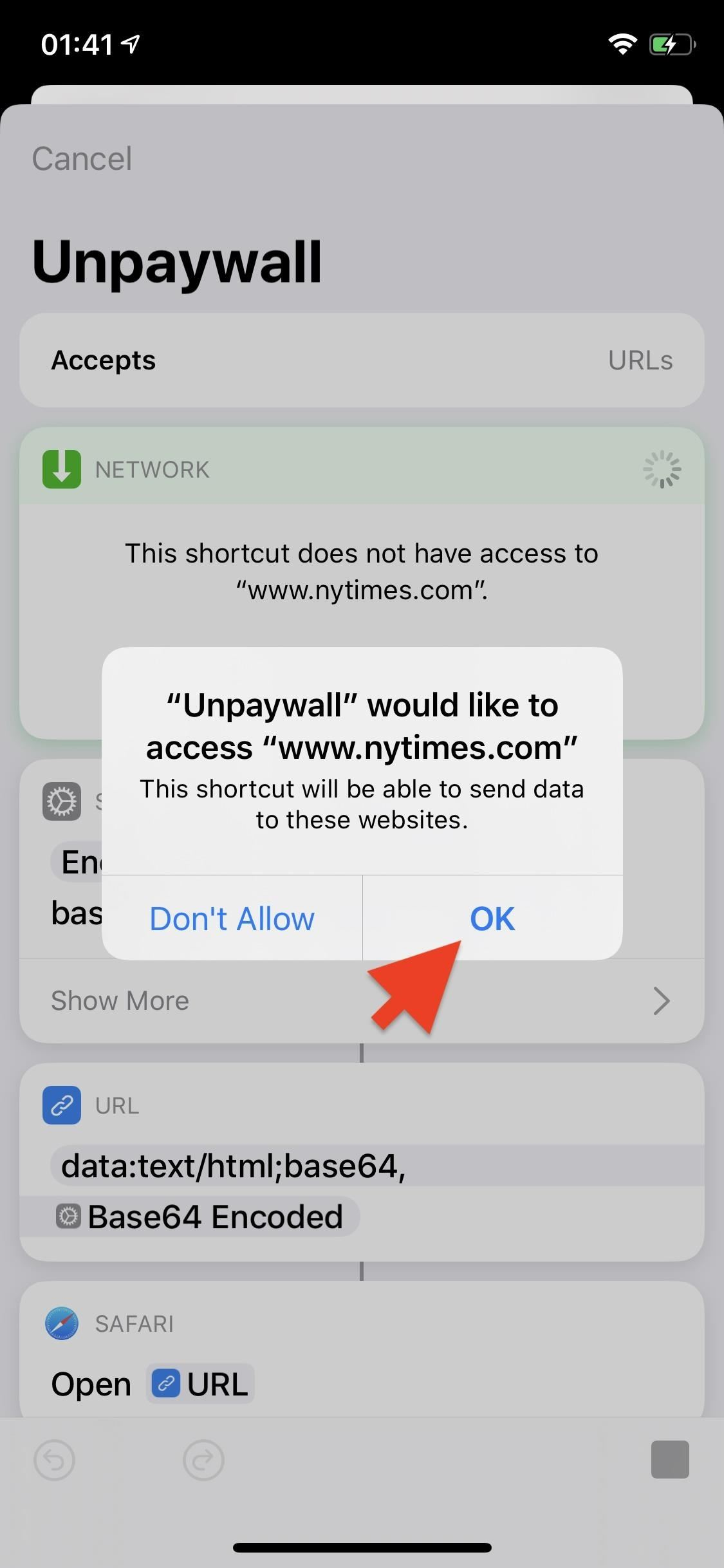 How to bypass Paywalls in Safari to read Every article on your iPhone