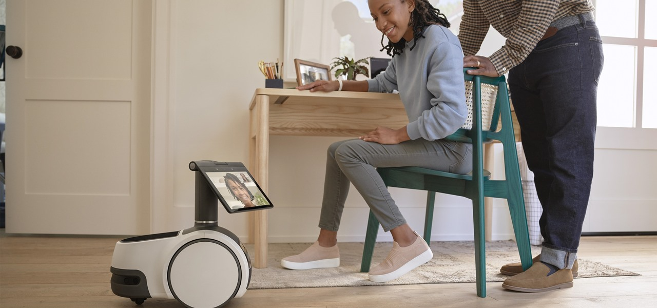 Robots, Drones, Disney, Halo View & More — Here Are the New Gadgets & Alexa Skills Amazon Wants to Fill Your Home With