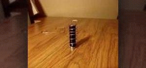 Make a homopolar motor