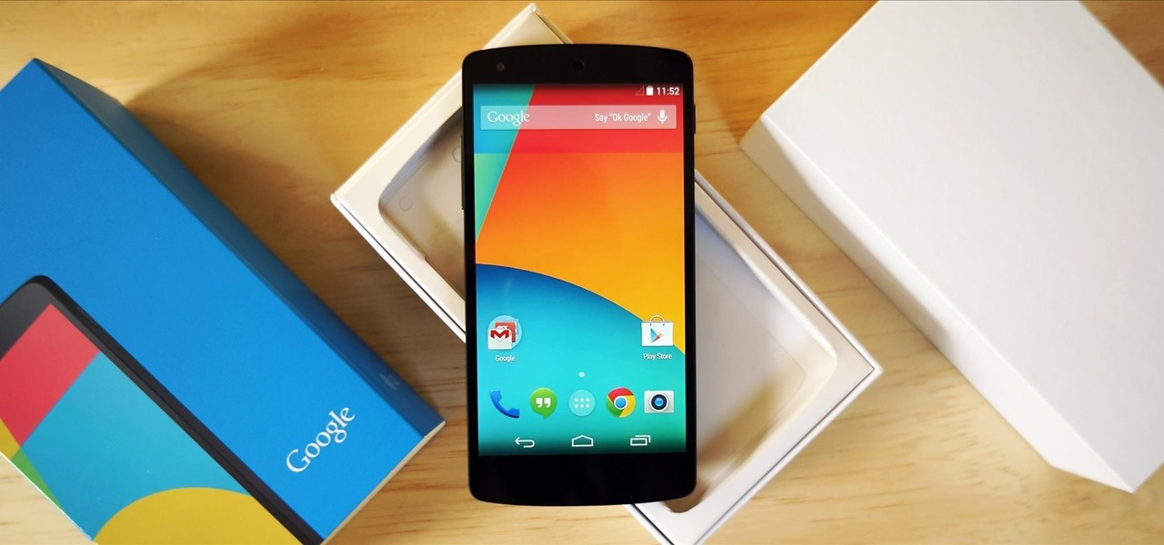 Unroot & Relock Your Modded Nexus 5 Back to Factory Condition