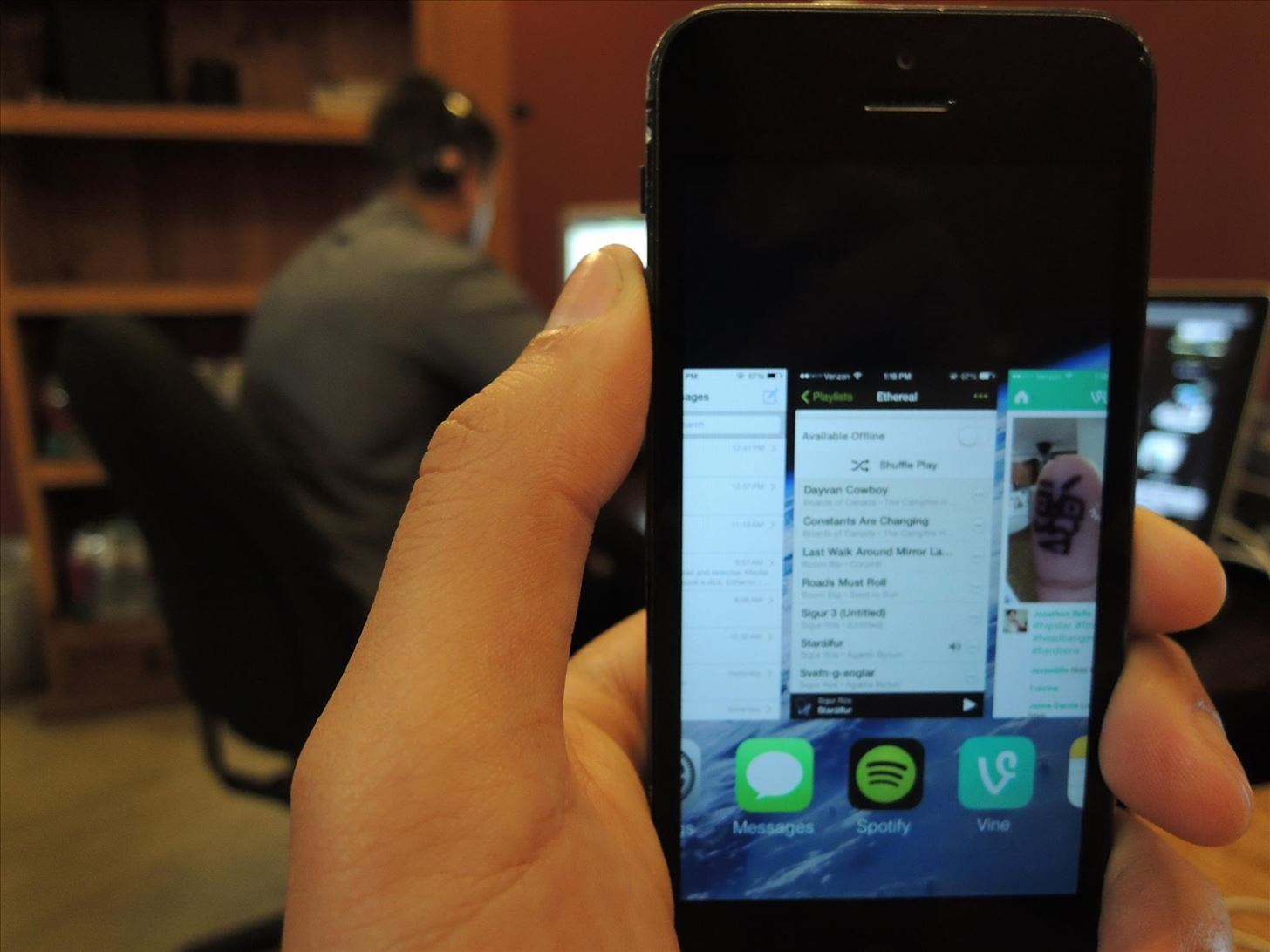How to Take Secret Spy Photos & Videos in iOS 7 Using Your iPhone 5's Camera App