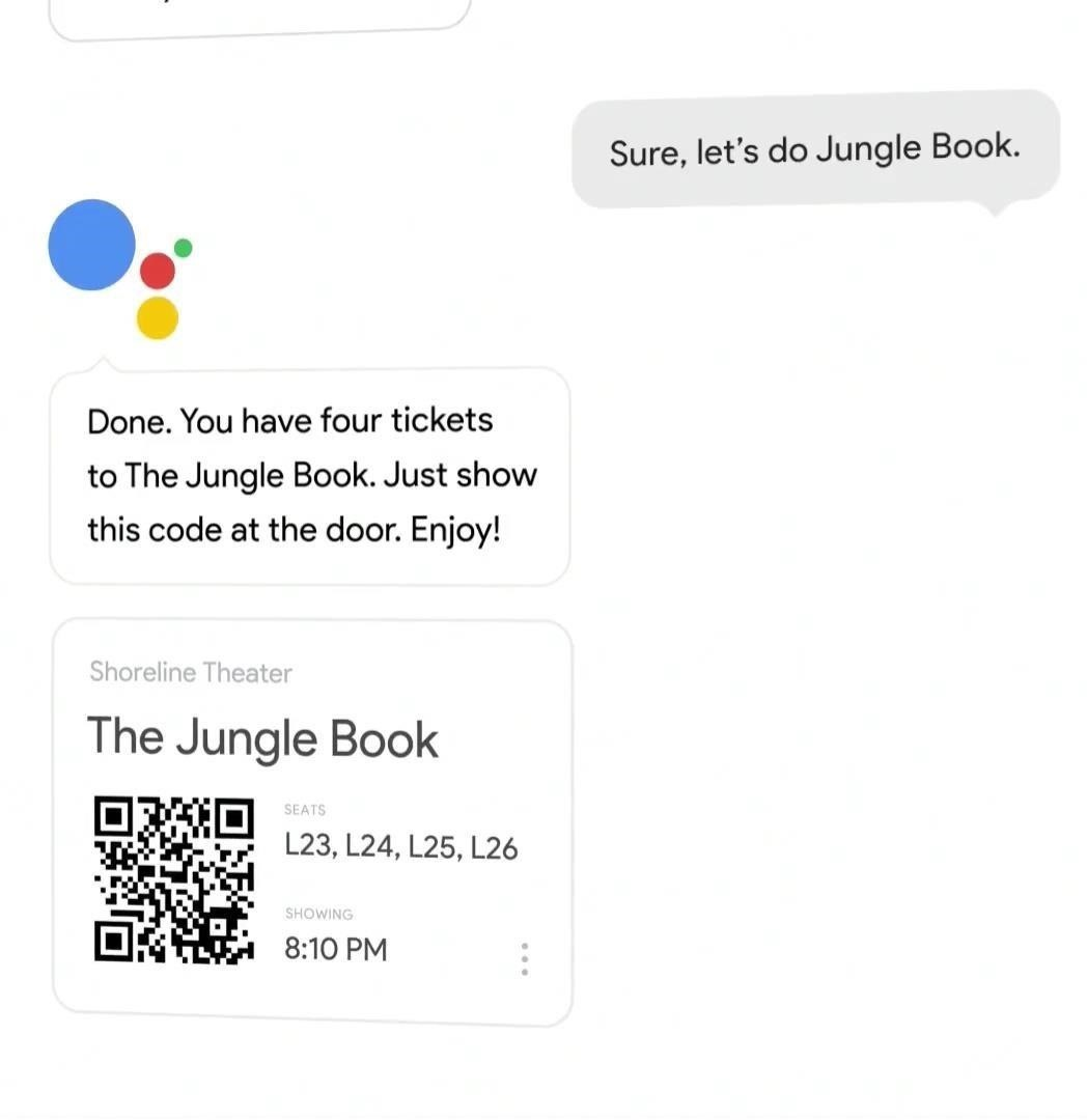 Google's New Assistant Lets You Have Conversations with the Internet