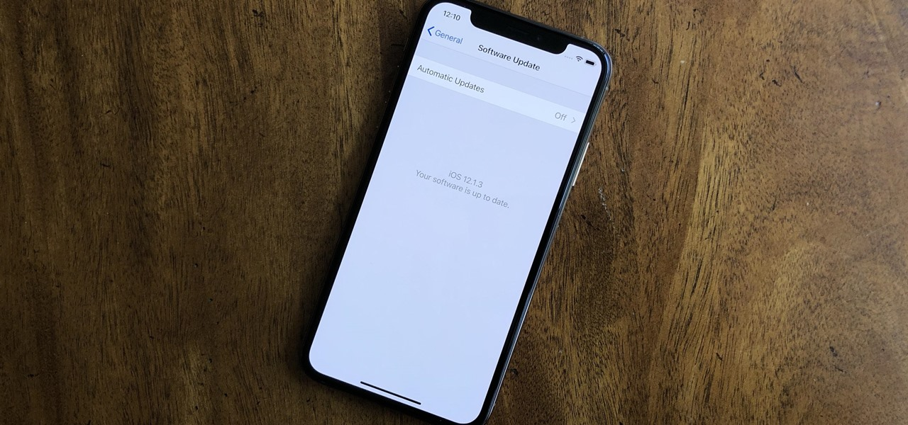 Apple Released iOS 12 1 3 Developer Beta 3 — See What's New
