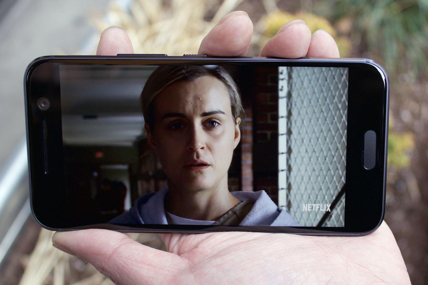 The 4 Best Phones for Binge-Watching Netflix & Hulu