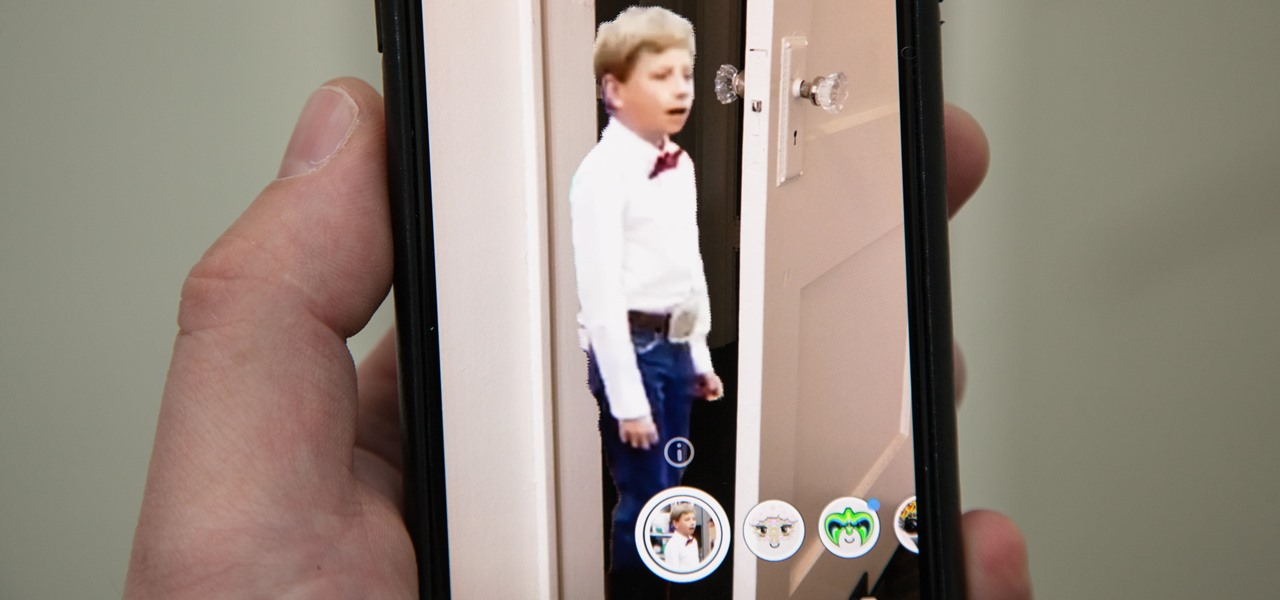 Try These 5 Hot New Snapchat Lenses This Weekend — Yodeling Walmart Kid, Loading Screen & More