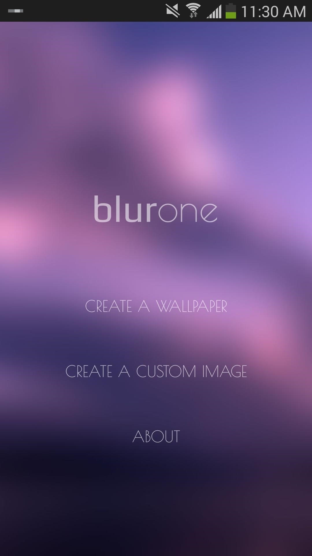 How to Add iOS 7-Style Blur Effects to Backgrounds on Your Samsung Galaxy Note 3