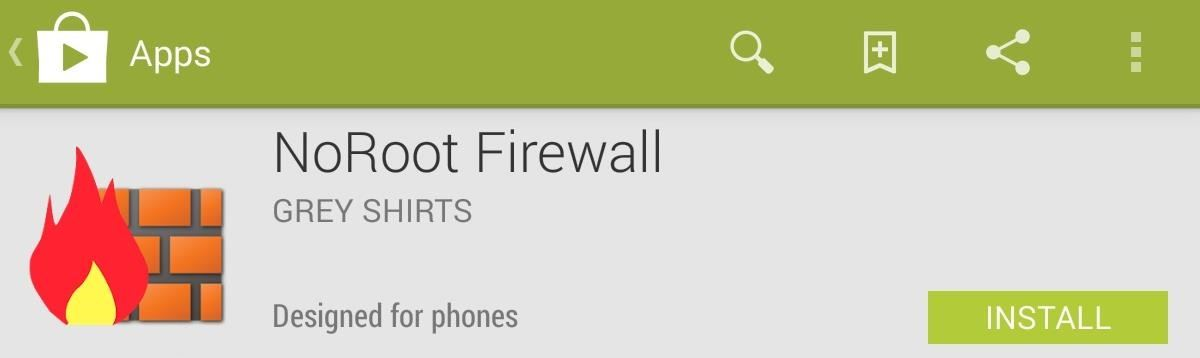 How to Use a Firewall to Control Web Access for Apps & Stay Private on Your Nexus 7