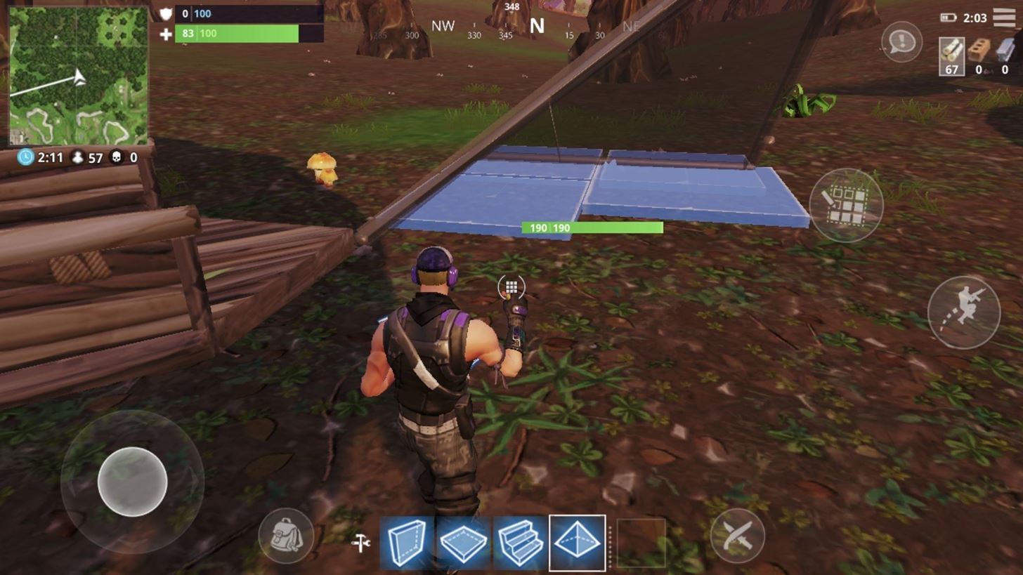How to Edit Structures in Fortnite Battle Royale