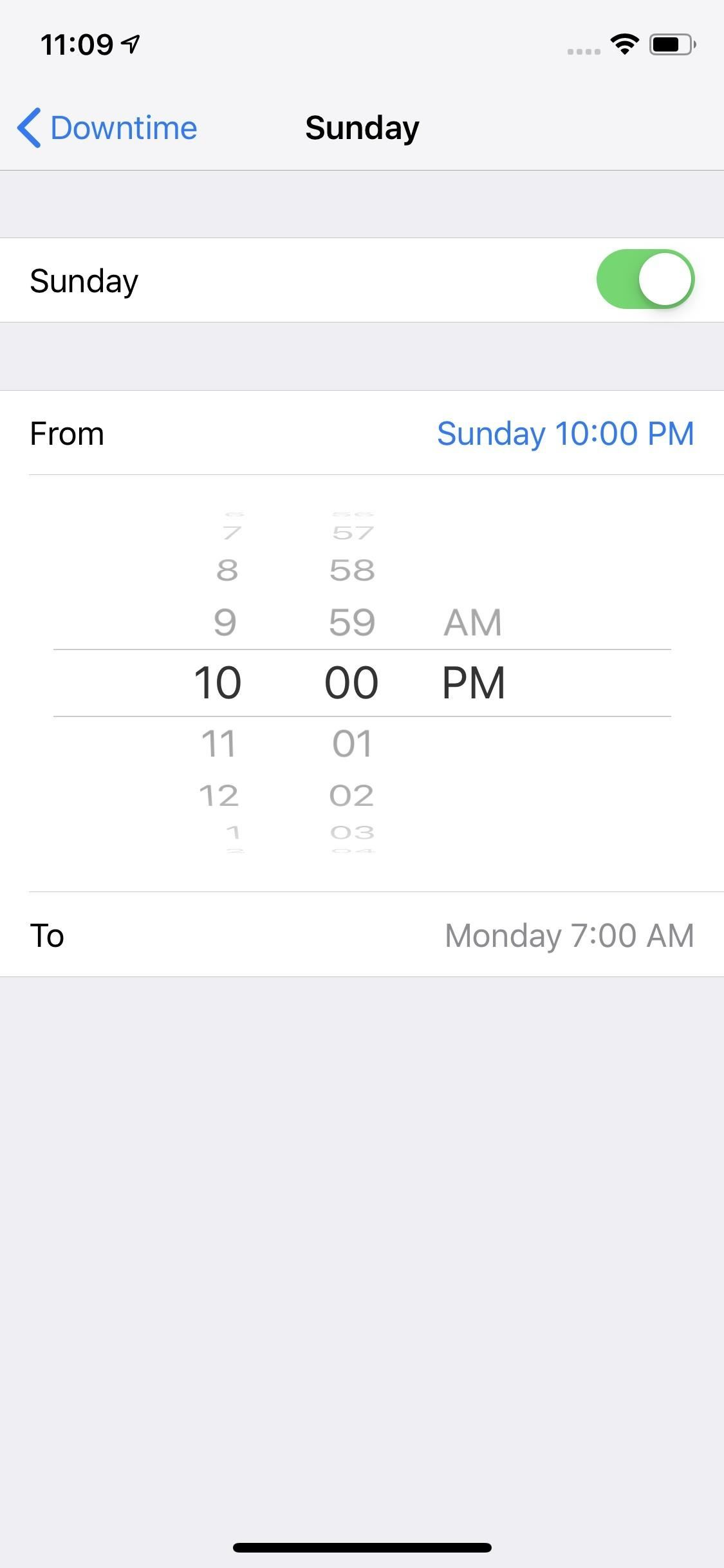 How to Set Different Downtime Schedules on Your iPhone for Each Day of the Week