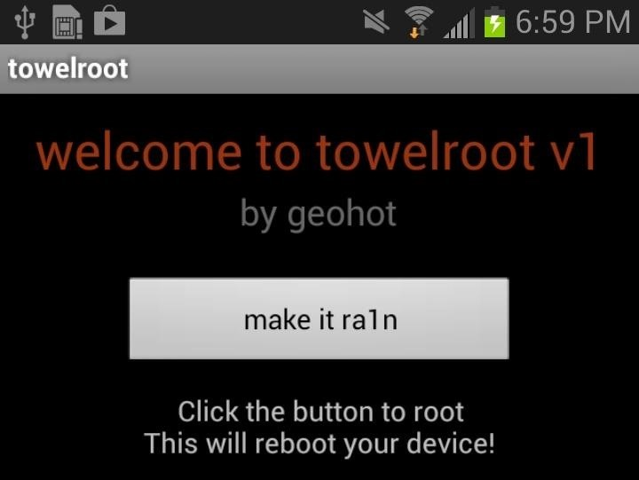 How to Root Any Galaxy Note 2 Variant in No Time with One Easy Click
