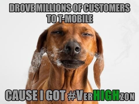 With #VerHIGHzon, T-Mobile Shows Companies How to Do Pot Humor