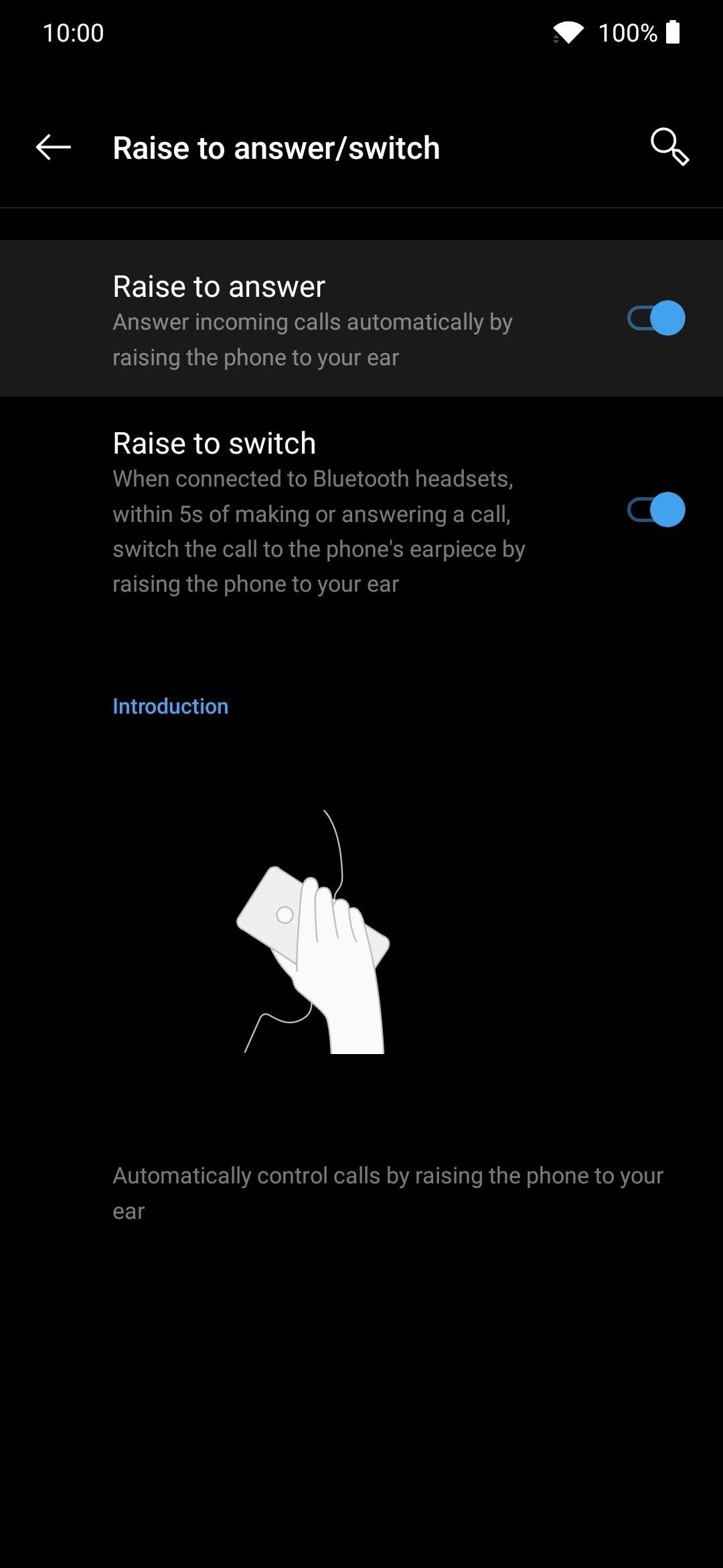 Quickly Answer Calls on Your OnePlus by Lifting the Phone to Your Ear
