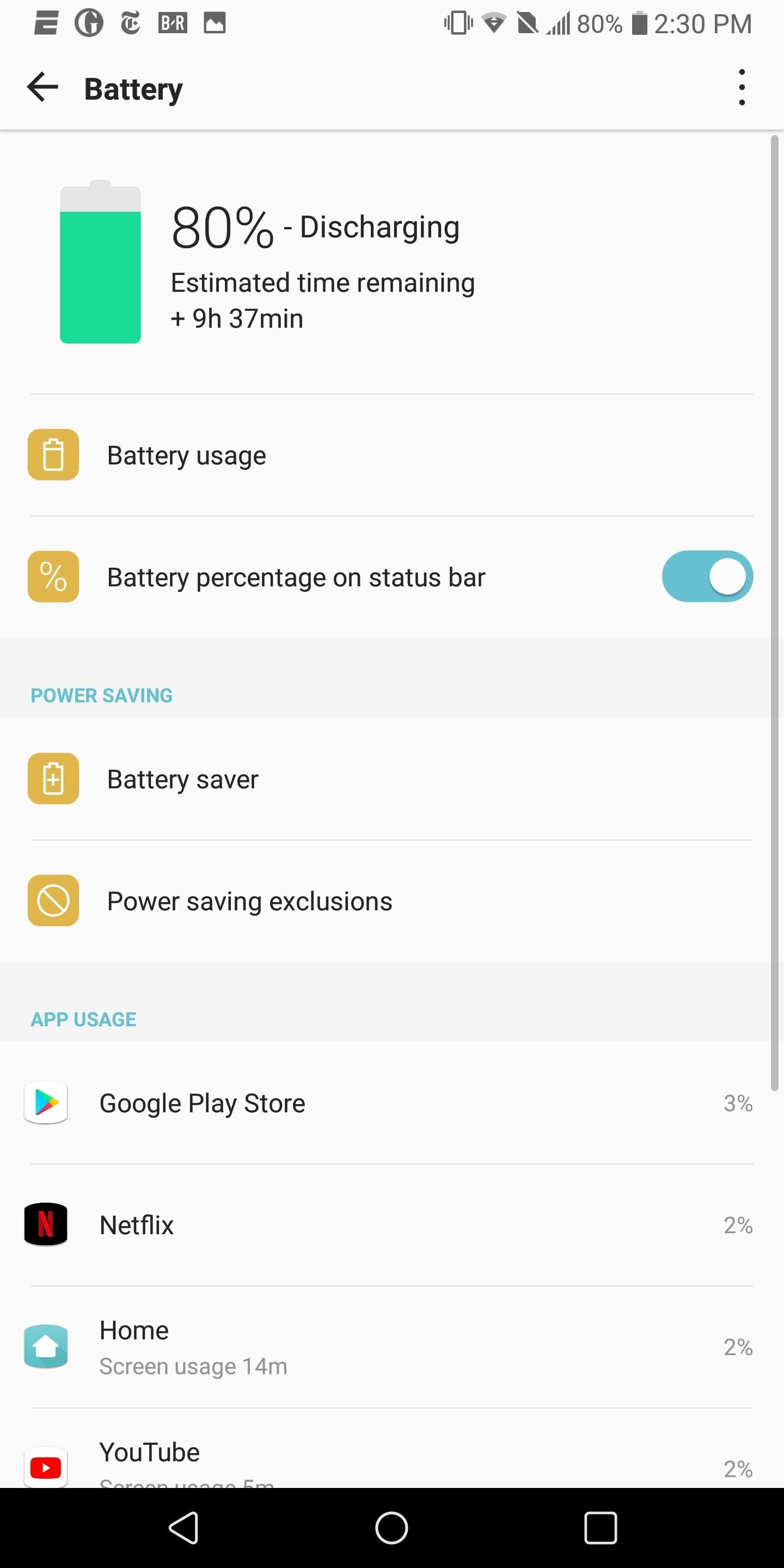 24 New Features & Changes the Android Oreo Update Gives Your LG V30