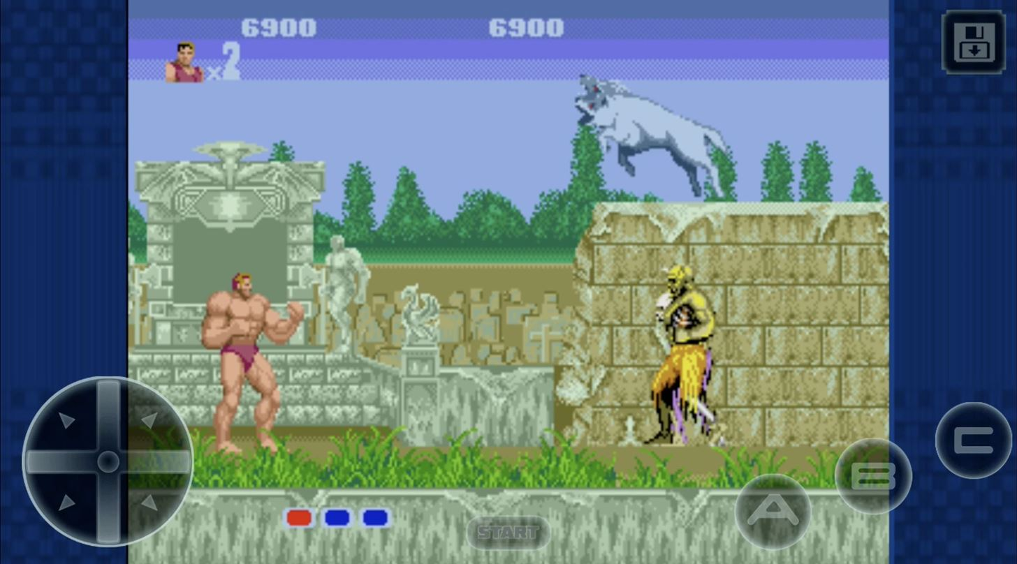 Review: Altered Beast — The Standard for Porting Games to Mobile