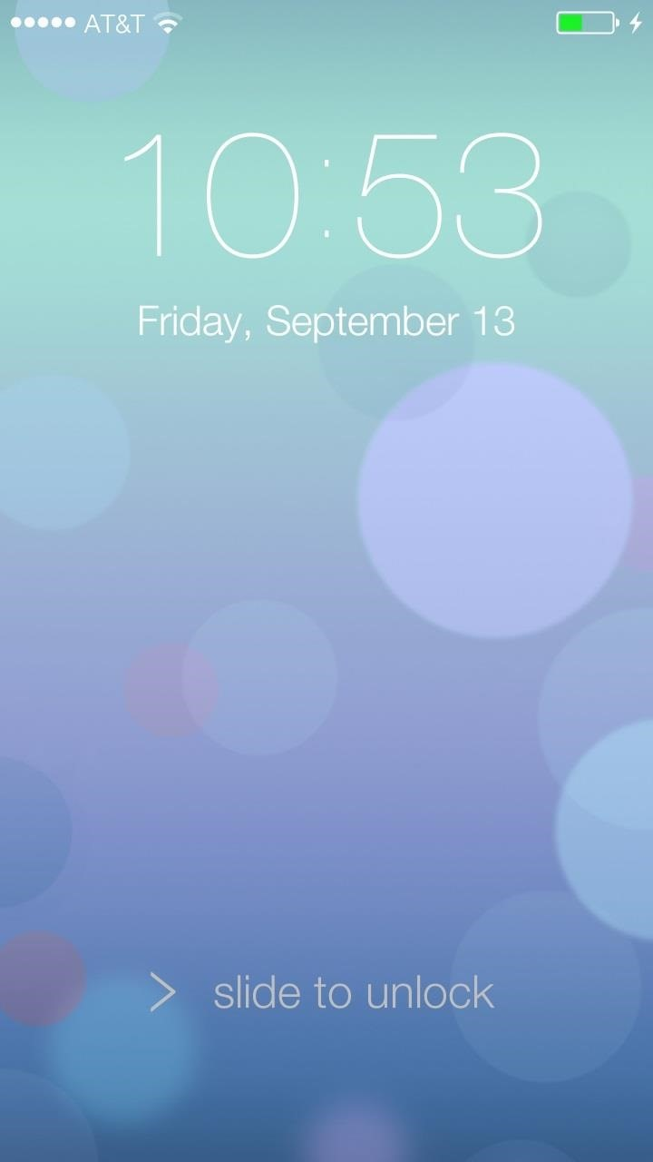 How to Get the iOS 7 Home & Lock Screen on Your Samsung Galaxy S3 or Other Android Device