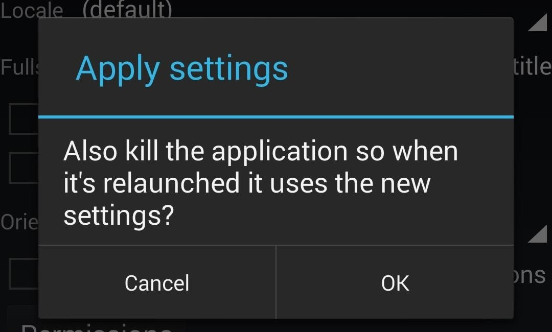 How to Customize Appearance Settings for Individual Android Apps on Your HTC One