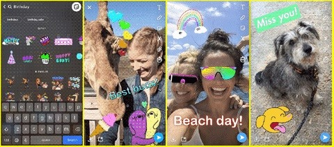 Snapchat 101: How to Add GIFs from Giphy to Your Snaps