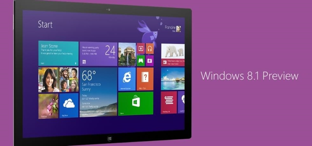 Get Windows 8.1 Today for Free