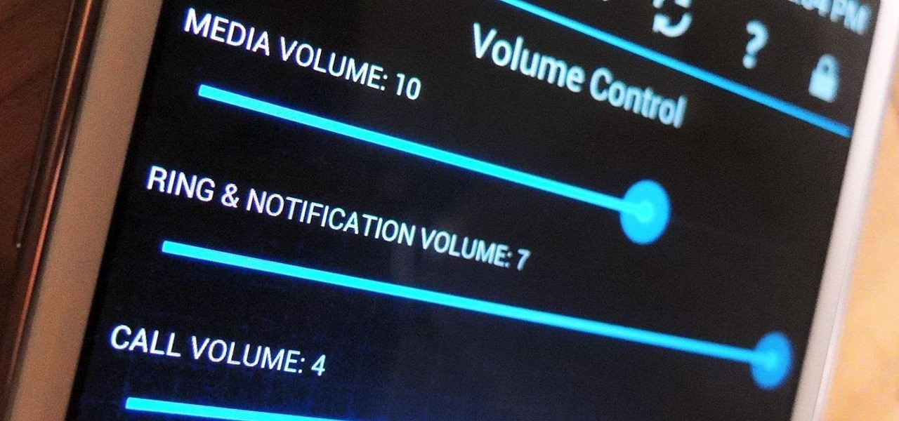 Control & Customize System Sounds & Volume Settings on Your Samsung Galaxy Note 2